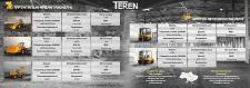 Карта техники для торговой марки TEREN
