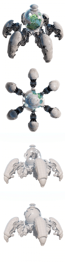 Robot_Сrab_1