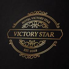 Фирменный стиль для отеля Victory Star