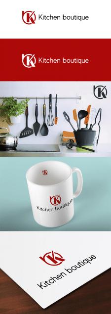 Логотип для магазина посуды (работа на конкурс)