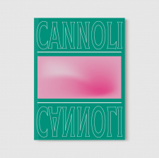 """Меню для кондитерской """"Cannoli"""""""