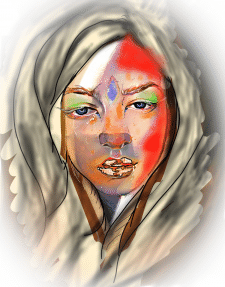Портрет в стиле ФЕНТЕЗИ, Art