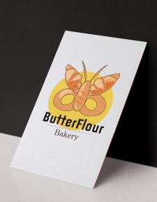 Логотип для пекарни/булочной