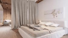 Chalet-Scandinavia ( bedroom )