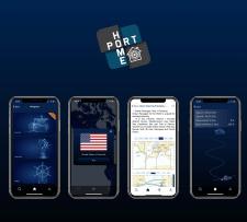 HomePort - образовательное приложение для моряков