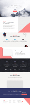 Corporate (landing page)