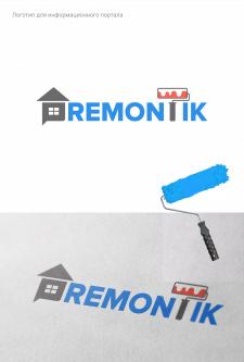 Логотип для Remontik