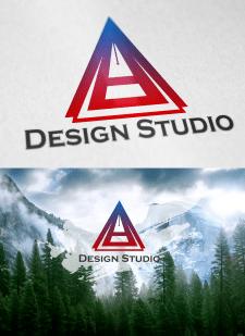 Логотип DesignStudio