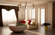 Проект 3-х кiмнатноi квартири