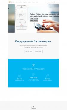 Подключение системы оплаты на сайт