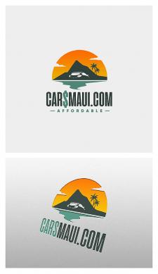 Логотип 'CarsMaui'