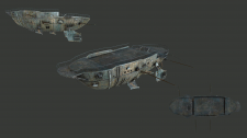 Low Poly Model 3d