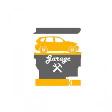 логотип ля автомастерской