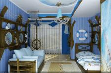 детская спальная