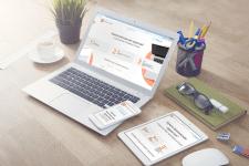 "Сайт ""под ключ"" на Wordpress для Banking Partner"