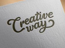 Леттеринг-лого для арт-магазина