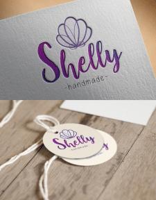 Логотип для товарів ручної роботи Shelly