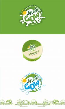 Логотип для производителя сыра. Конкурсная работа.