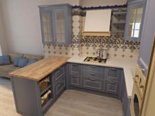 визуализация кухни 4