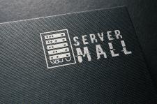 логотип server mall