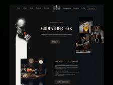 Разработка сайта для GODFATHER BAR