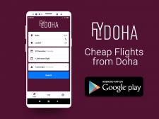 FlyDoha App
