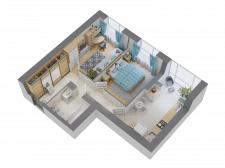 3D планировка