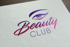 Логотип Beauty Club