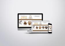 Сайт выпечки