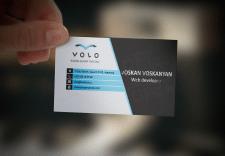 Визитная карточка программиста