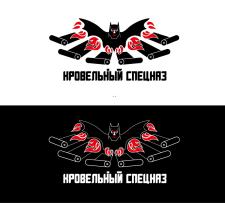 Логотип для кровельной компании Кровельный спецназ
