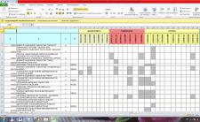 Таблиця обліку в Excel