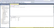 БД и запросы в SQL Server Management Studio