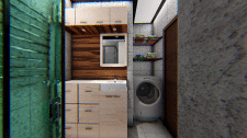 Дизайн-проект ванної кімнати
