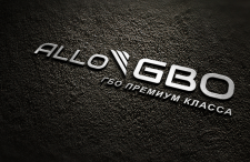 "Разработка логотипа для компании ""Allo GBO"""