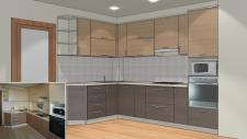 кухня 02 (программа: PRO100)