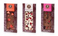 """Упаковка для шоколадных плиток """"SHOUD'E"""""""