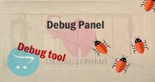 Дебаг панель для Opencart
