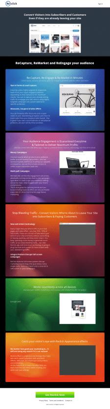 reclickapp.com Email маркетинга