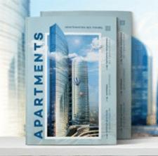 Дизайн журнала APARTAMENTS