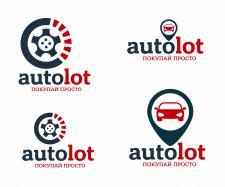 разработка логотипа Autolot