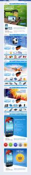 Приложение для фейсбук Samsung Galaxy MEGA (2013)