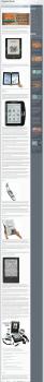 Серия статей-обзоров электронных читалок