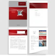 Презентация проекта / буклет / брендбук