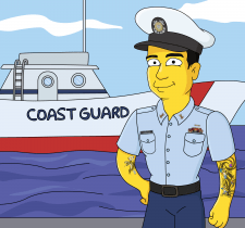 Simpson - coast guard