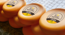 Этикетка для сыра, «Ферма Кесова»
