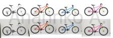 Обработка велосипедов