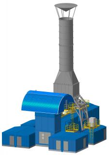 Газоперекачивающий агрегат 16У