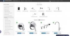 Наполнение сайта на Opencart comfortmax.ma
