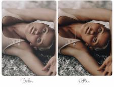обработка в Photoshop